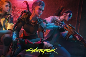 Game Cyberpunk 2077 4k Wallpaper