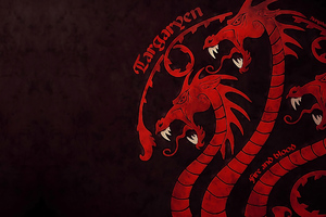 Game Of Thrones House Targaryen 4k Wallpaper