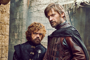 Game Of Thrones Jaime And Tyrion Wallpaper