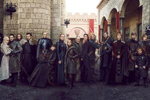 Game Of Thrones Season 8 Full Cast 4k Wallpaper