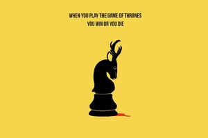 Game Of Thrones Typography 2 Wallpaper