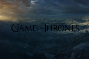 Game Of Thrones Typography Wallpaper