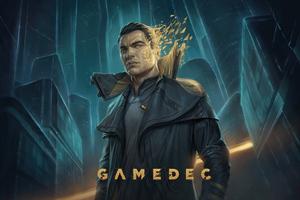 Gamedec 2021 4k Wallpaper