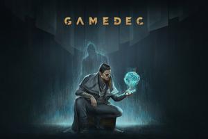 Gamedec Wallpaper