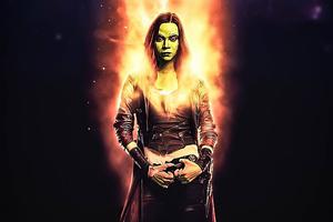 Gamora Infinity Stone