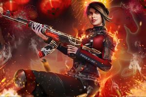 Garena Free Fire 4k Game 2020 Wallpaper