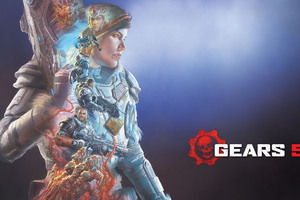 Gears 5 AlexRoss Wallpaper