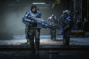 Gears 5 Video Game 2019 4k