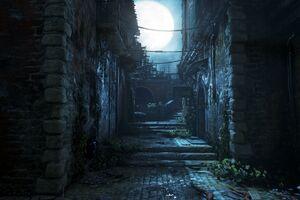 Gears Of War 4 Environment