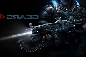 Gears of War 4 Games Wallpaper
