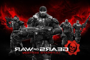 Gears Of War Ultimate Edition Wallpaper