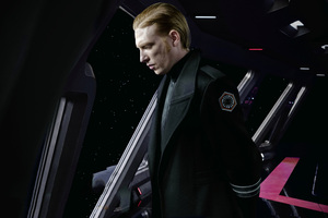 General Hux Star Wars The Last Jedi Wallpaper