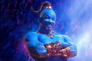 Genie Will Smith Wallpaper