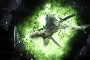 Genji From Overwatch 4k Wallpaper