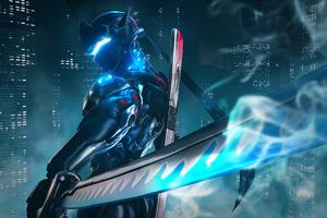 Genji Overwatch 2020 4k Wallpaper