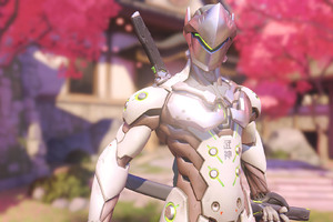 Genjis Overwatch