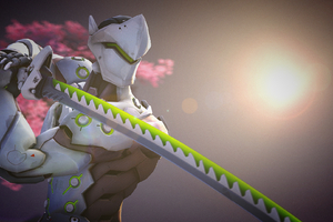 Genjis Sword