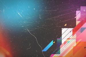 Geometric Creative Abstract 4k Wallpaper