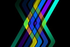 Geometry Lines Intersection 8k Wallpaper