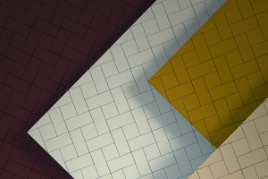 Geometry Print 4k Wallpaper