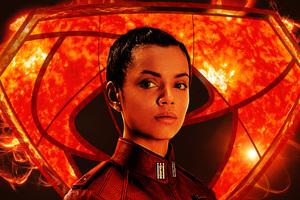 Georgina Campbell In Krypton