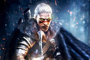 Geralt Of Rivia 4k