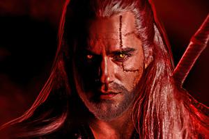 Geralt Of Rivia Henry Cavill Wallpaper