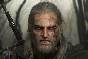 Geralt Of Rivia The Witcher 3 Wild Hunt 5k Wallpaper