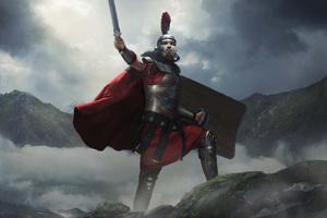 Germanicus Total War Arena 8k Wallpaper