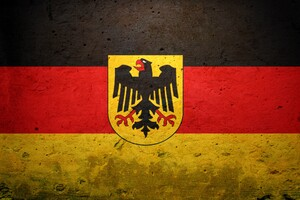 Germany Flag Logo Wallpaper