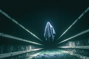 Ghost In Dark