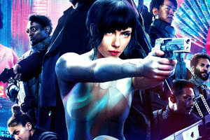 Ghost In The Shell Movie 4k