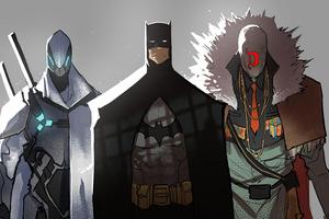 Ghost Maker Batman 5k Wallpaper