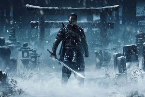 Ghost Of Tsushima Game