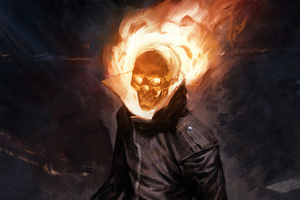 Ghost Rider 2020 4k Wallpaper