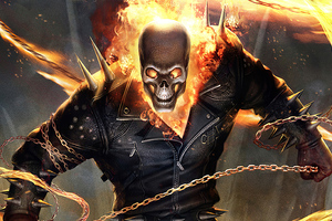 Ghost Rider 2020 4k Artwork