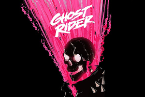Ghost Rider 2020 Minimal