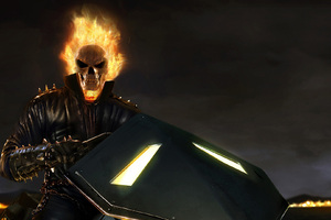Ghost Rider Art