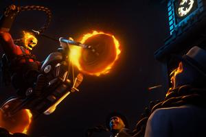 Ghost Rider Arts