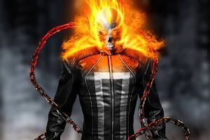 Ghost Rider Fire