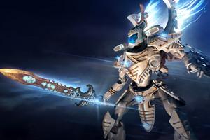Ghost Seer Farseer Taldeer Warhammer 40000 dawn of war III Wallpaper