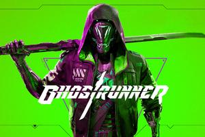 Ghostrunner 4k 2020 Wallpaper