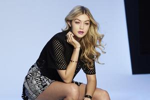 Gigi Hadid American Fashion Model