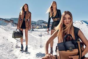 Gigi Hadid Natasha Versace