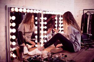 Gigi Hadid Reebok Classic Campaign 2017