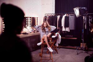 Gigi Hadid Reebok Classic Campaign
