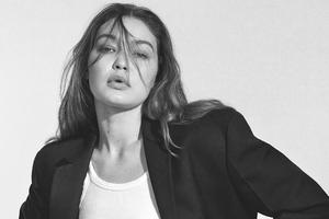 Gigi Hadid US Harpers Bazaar 4k Wallpaper