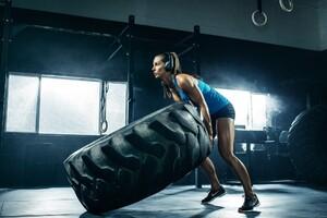 Girl Fitness Model
