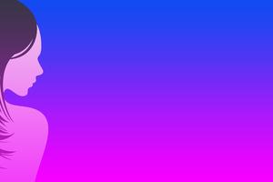 Girl Minimal Blur 8k Wallpaper
