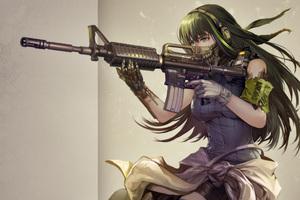 Girls Frontline Anime